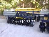 Агрегат АГД-2.1 навесная дисковая борона. Агрегаты АГД обработки почв