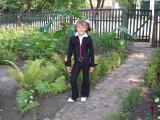 Оригинальный школьный костюм для девочек, состоящий из 5 единиц: 1. Жакет, 2. Брюки, 3.Юбка, 4.Жилет, 5.Ремень