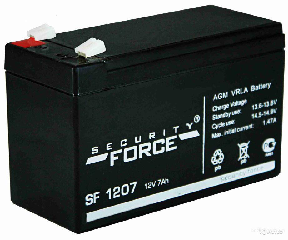 аккумуляторы для эхолотов