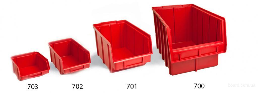 Ящики для хранения болтов