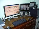 "Монитор Dell 2408 24"" (DVI-D x2 (HDCP), HDMI, DisplayPort, VGA (D-Sub), композитный, S-Video, компонентный, 4*USB)бу"