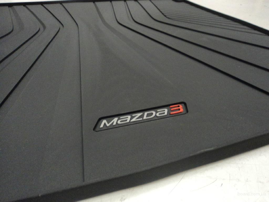 Mazda 3 оригинальные запчасти