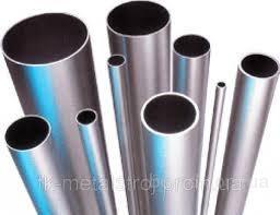 Труба нержавіюча AISI 304 Діаметр: 10-406 мм. товщина стінок 1-4 мм. шліфована, полірована, харчова, технічна