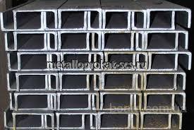 Швеллер гнутый 65x40x4 ГОСТ 8278-83