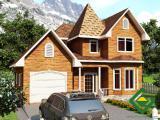 Достоинства домов по канадской технологии.