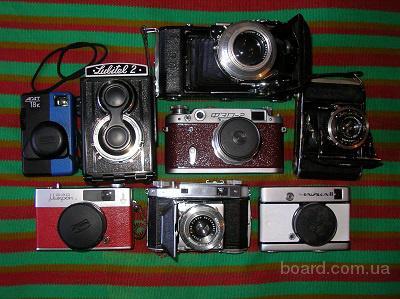 Покупка старых плёночных фотоаппаратов в любом состоянии в ...