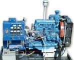 Стационарная дизельная электростанция АД-30с Т-400-РН