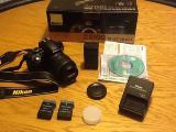 Nikon D3100 14.2 Депутат DSLR камери (комплект VR 18-55mm) 2 роки гарантії.