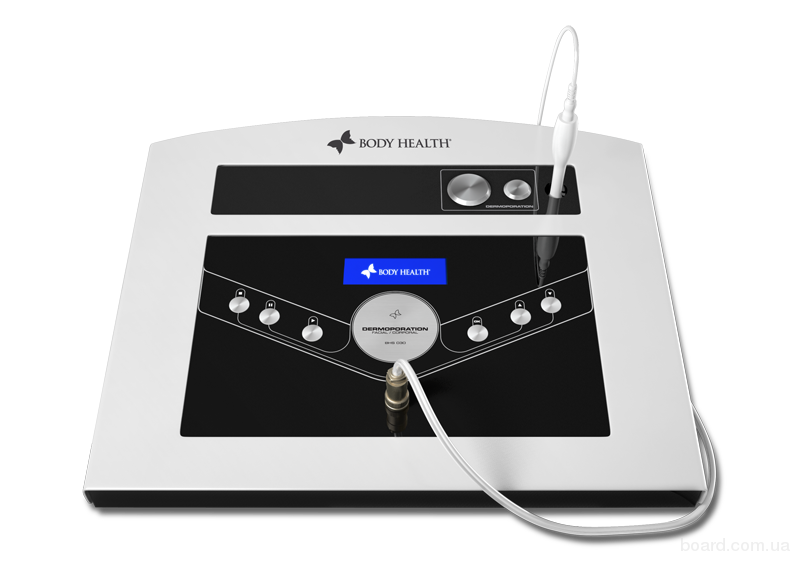 Аппарат для микродермабразии, дермопорации 010