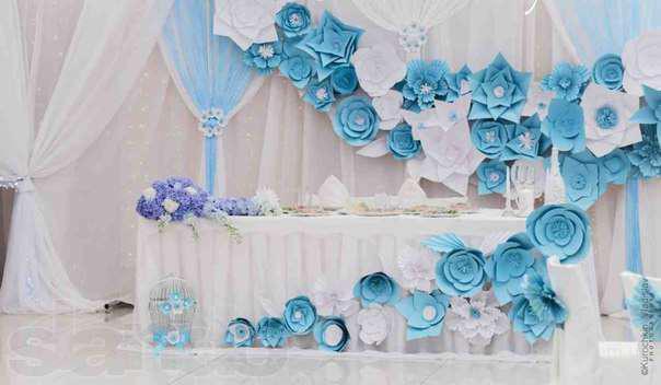 Прокат чехла на стул, аренда ширмы с бумажными цветами, прокат арки Свадебная арка с бумажными цветами, тканевая ширма на свадьбу Оформим свадебный за