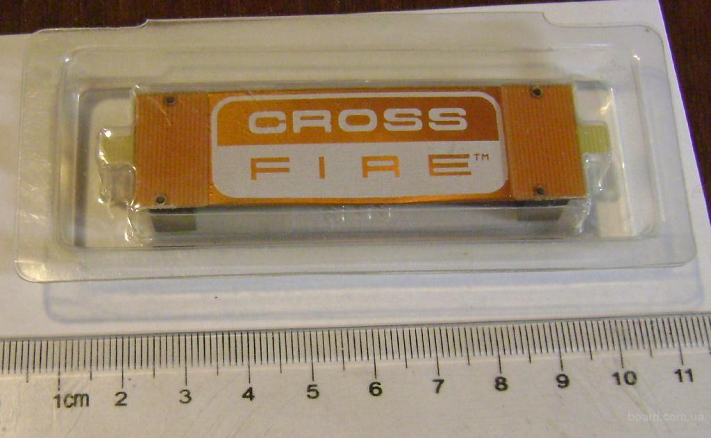 CrossFireX и SLI мостики. Продажа, обмен