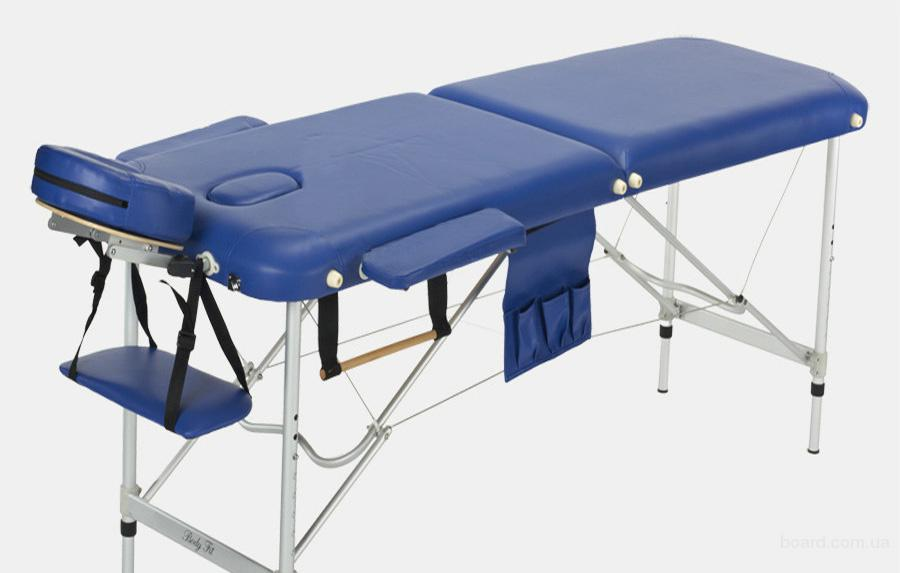 Массажный стол 2-х секционный Body Fit