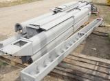 Транспортеры винтовые сборные (конвейеры шнековые) ТВС-180, ТВС-200