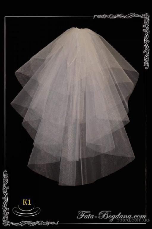 Весільні фати: основні види