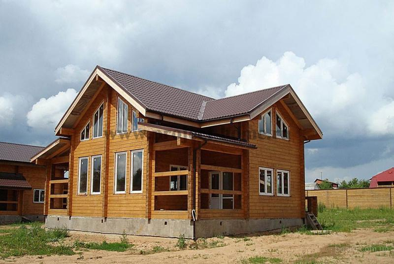 Строительство домов, коттеджей «под ключ» в Киеве