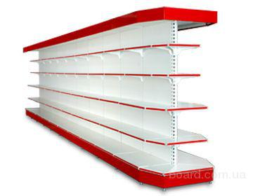Порошковая (полимерная) покраска  торгового оборудования -стеллажей, прилавков, витрин и т.п