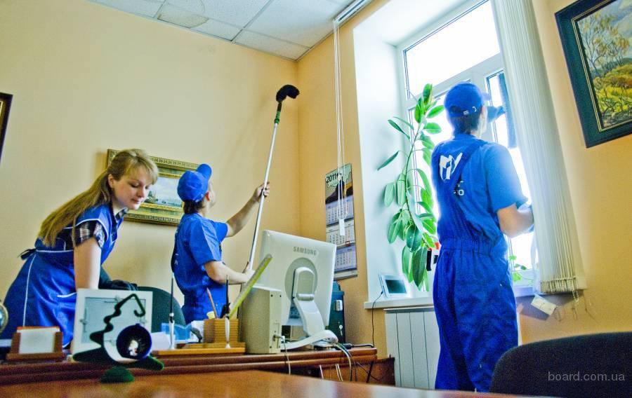 Клининговые услуги в Киеве