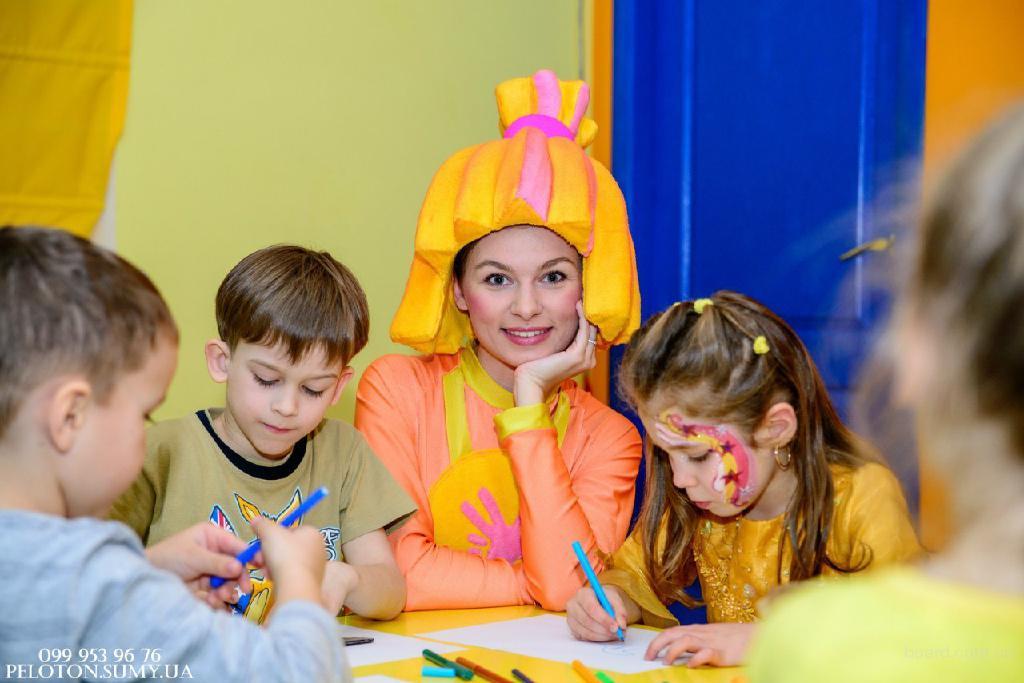 Фиксики детский праздник Николаев