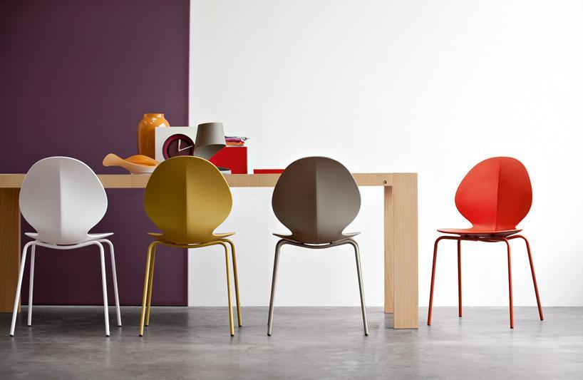 Дизайнерские стулья Calligaris Basil купить в Киеве