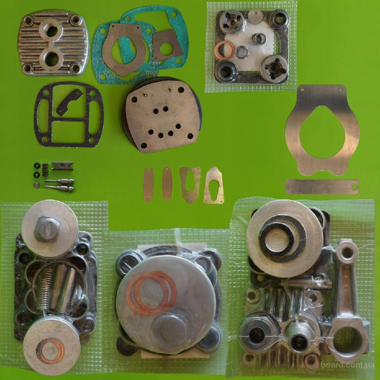 Ремкомплекты компрессора пневмосистем сельхозтехники и грузовых авто оптом и в розницу
