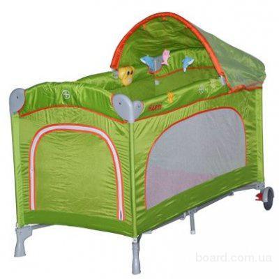Детский манеж кровать купить, кроватка-манеж Arti L6 Max