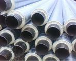 Труба 273/400 стальная в Спиро оболочке