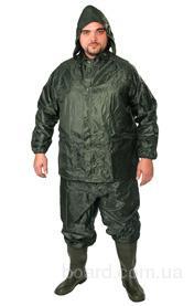 Костюм пвх - нейлон куртка + брюки