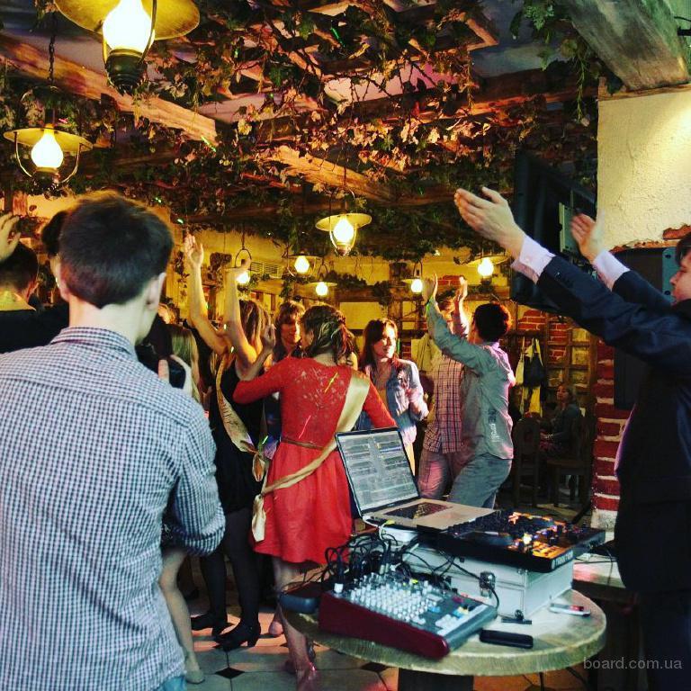 OlimpAction | Заказать услуги диджея | DJ | Киев