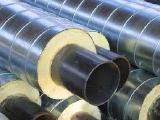 Труба стальная в Спиро оболочке 426/560