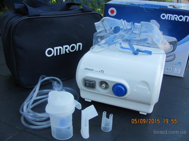 лучший небулайзер компрессорный ингалятор для детей и взрослых Омрон 28р