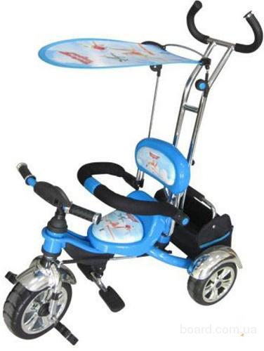 Трехколесный велосипед Profi Trike M 1689