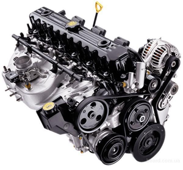 Механічна обробка деталей двигуна автомобіля