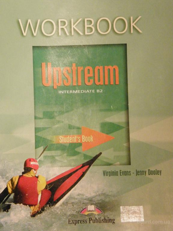 Книга Upstream Intermediate, B2: Workbook, Вирджиния Эванс, 2008, Express Publishing