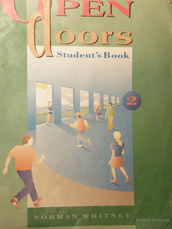 Книга Open Doors. Level 2. Workbook, Норман Уитни, Энн Уорд, Oxford University Press 2001