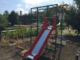 Спортивный комплекс Спорт-4, детская площадка.