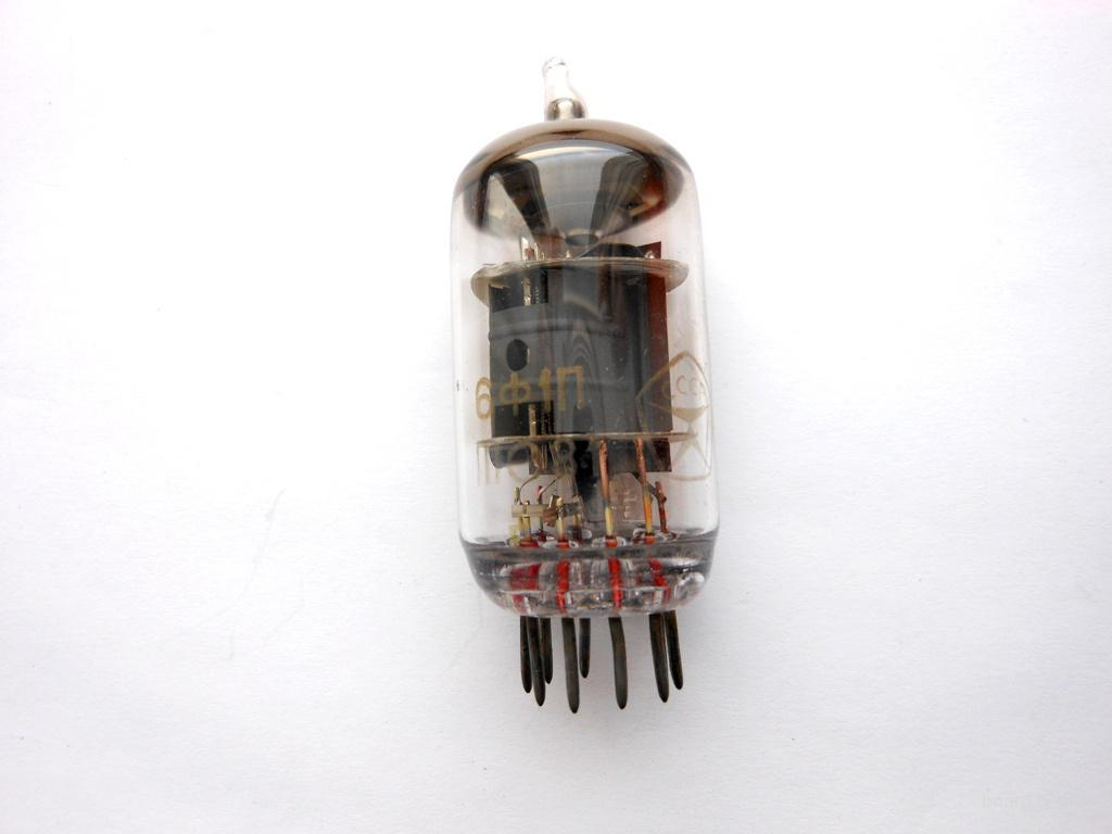 Радиолампы  ЕСС84; EF 86; 6Ж32П 86 и др.