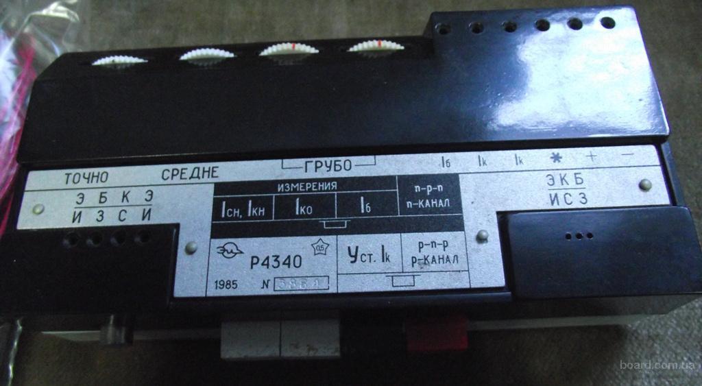 Приставка Р-4340 (для