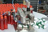 Машина для заворачивания ПЭТ бутылок ЗР-01