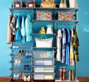 Системы хранения в гардеробной, кладовке, Днепропетровск
