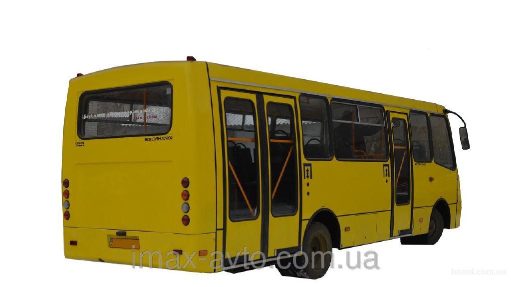 Автобус Переоборудование документ
