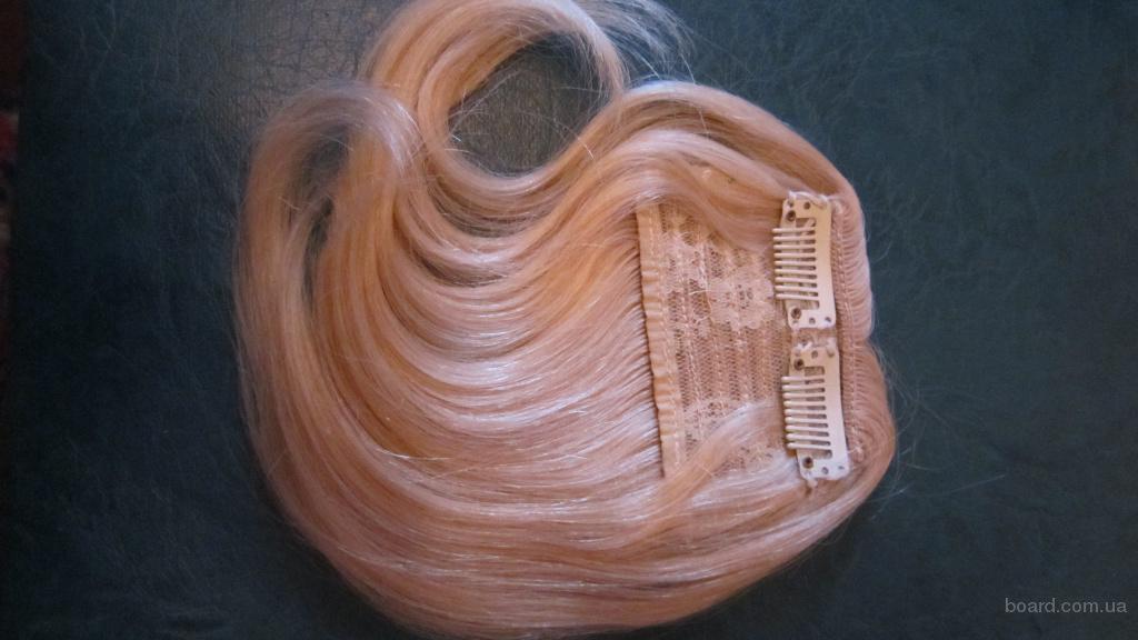 Как из волос сделать волосы на заколках 274