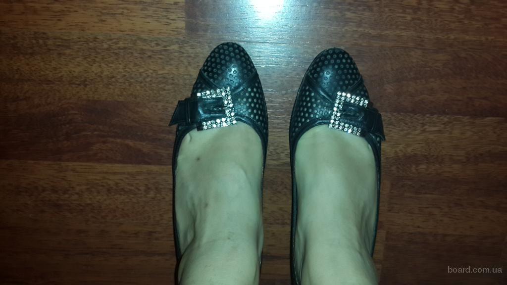 Туфли турецкой фирмы Poletto, 38 размер