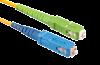 Патч-корд литой зеленый PC-UTP-1M-GN