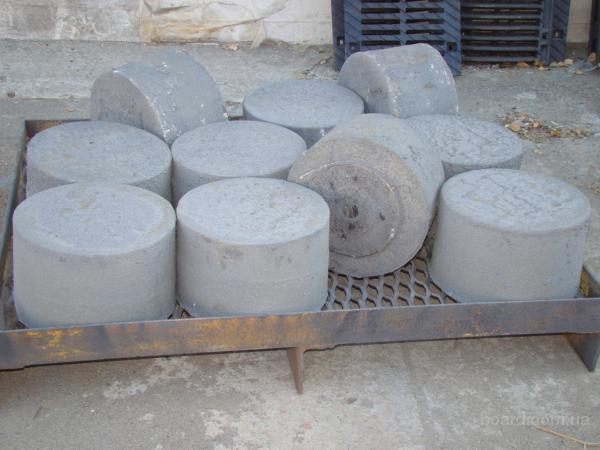 Круг чугунный сч-20 диаметр 590 с производства Киев