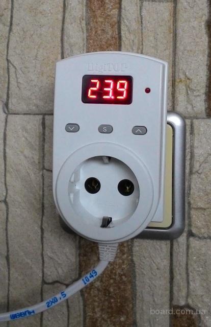 Электронный терморегулятор ТР-1. Качественно и недорого!