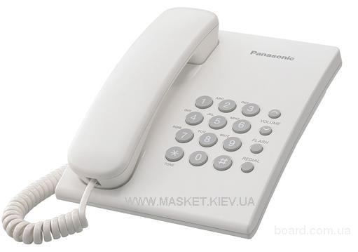 KX-TS2350UAW телефон Panasonic