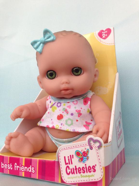"""JC Toys Berenguer ; Кукла пупс 21 см  """" Лучшие подружки """""""