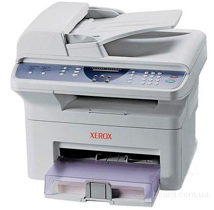 МФУ   Xerox Phaser 3200MFP V/N (Laser) Офисный