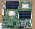 Двухсокетные материнские платы на сокет LGA1366 для серверов и рабочих станций.