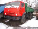 Камаз 55102 самосвал колхозник 1990г. рама, двигатель, коробка, мосты, кузов - снят с учета